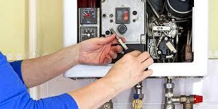 Réparation de chauffe-eau à gaz